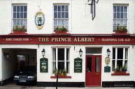 Prince Albert Ely