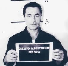 Albert DeSalvo, not the Boston Strangler