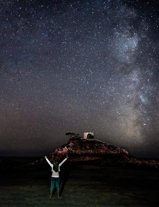 Milky Way Kaylah-2