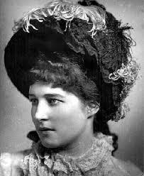 Emilie Le Breton, the Jersey Lily