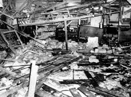 pub bombings damage