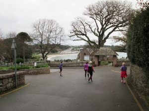 Lych gate, St Brelade's Church