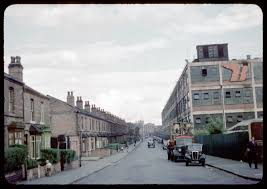 Armoury Road, Small Heath. Bombed by the Luftwaffe during the war, some bodies were never recovered