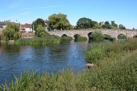 Bidford on Avon, Warwickshire