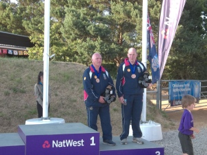 The Falklands shooters are finally awarded their medal.