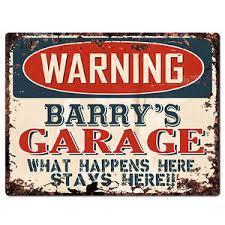 barry's garrage