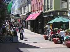 Jersey town centre