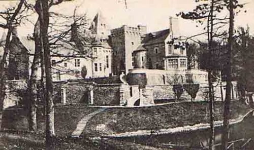 St Ouen's Manor 1904